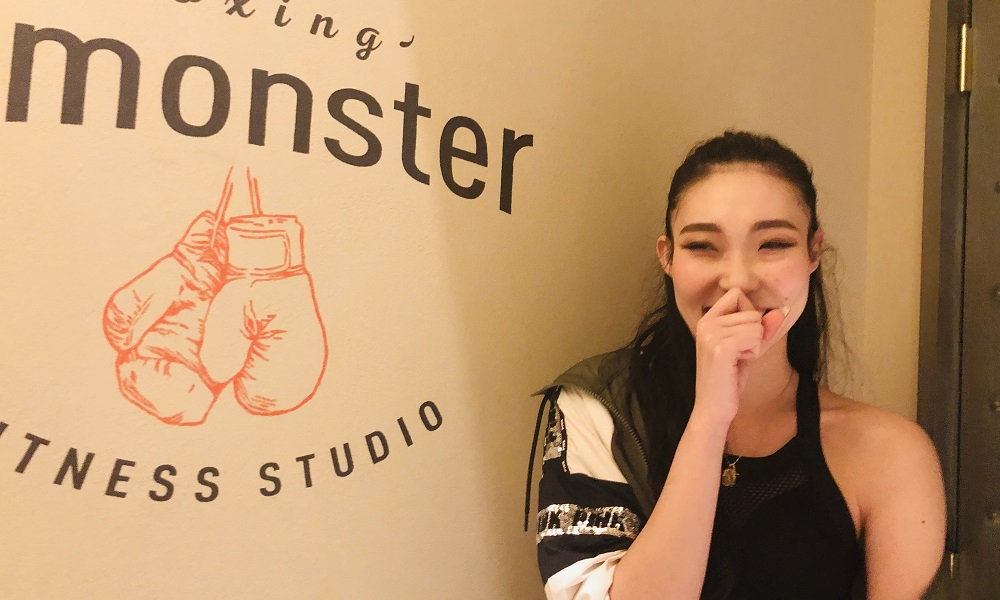 b-monsterインストラクターMARIのインタビュー